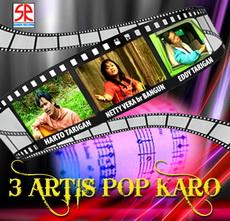 3 Artis Pop Karo
